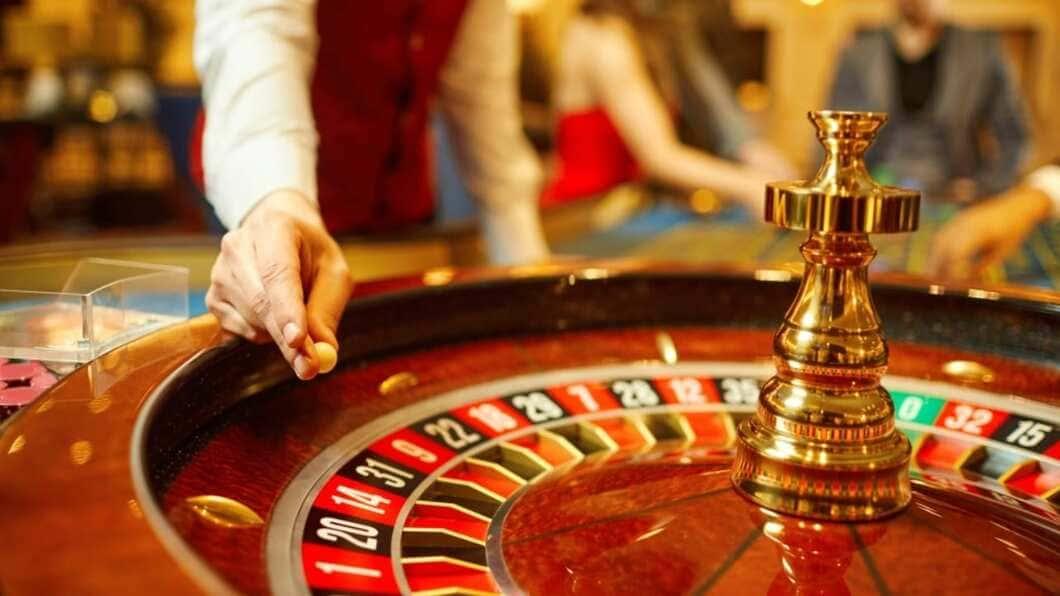 Roulette – Gissa vart kulan ska hamna