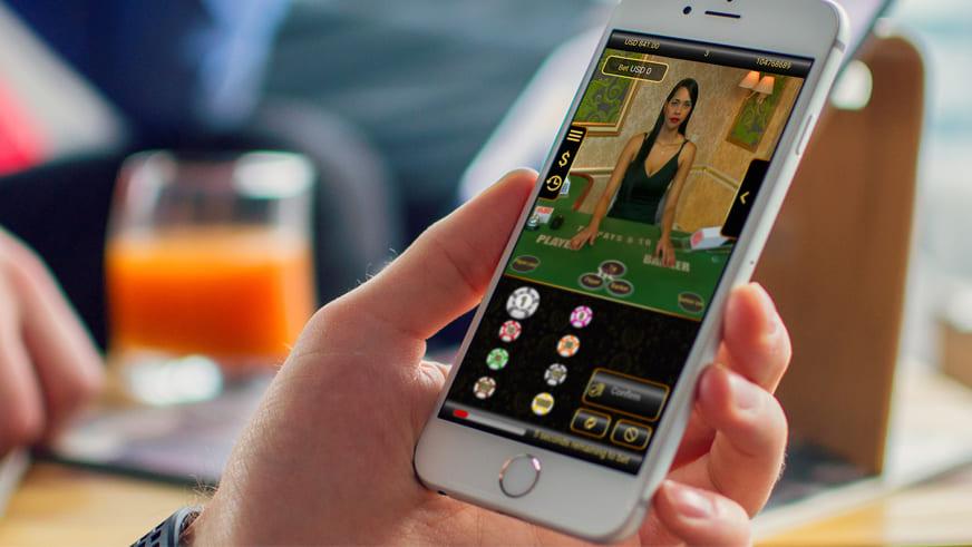 Varför spela live casino på mobilcasino?